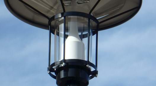 Energieeffiziente LED-Straßenbeleuchtung